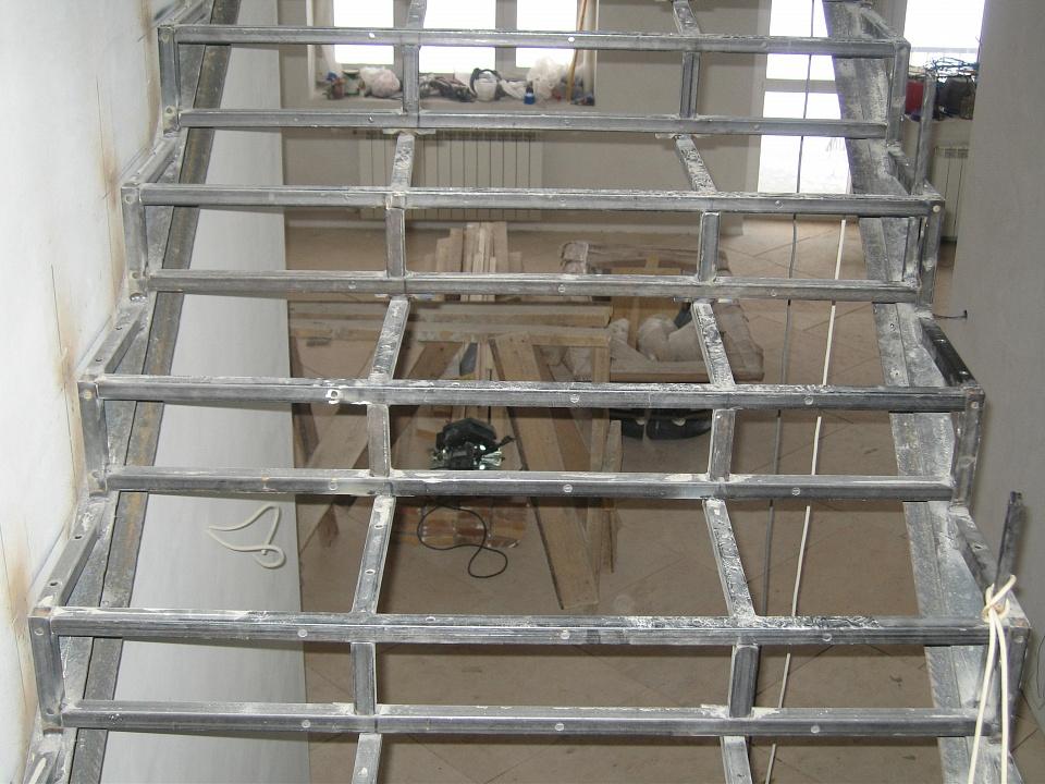 Маршевая лестница - 8