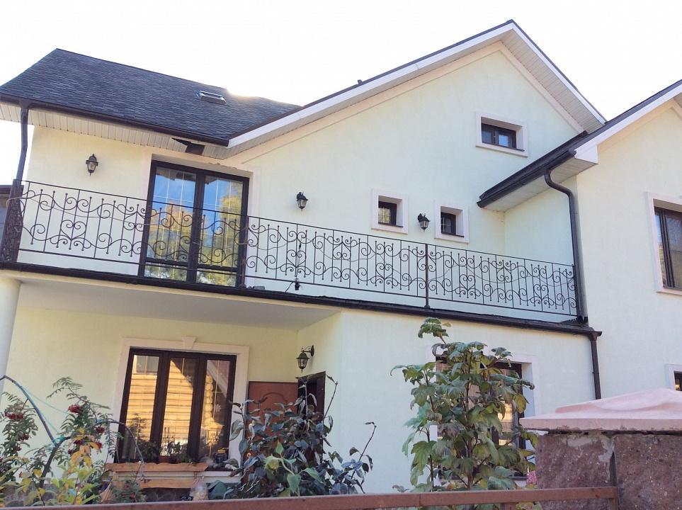 Ограждение для балкона 2