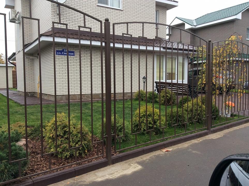 Забор сварной 5