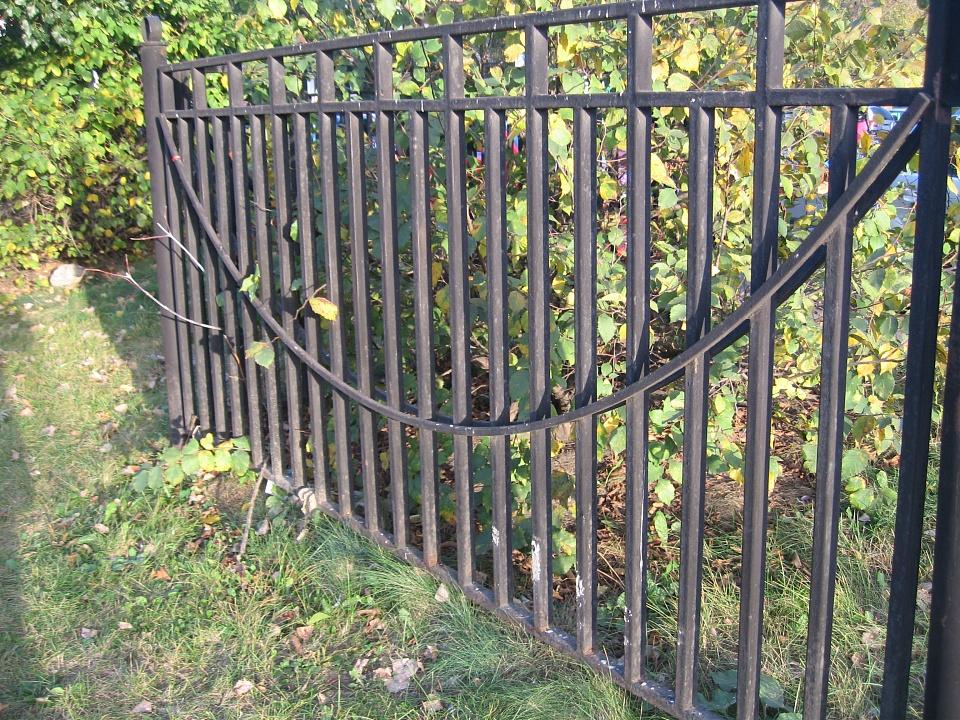 Забор сварной 7