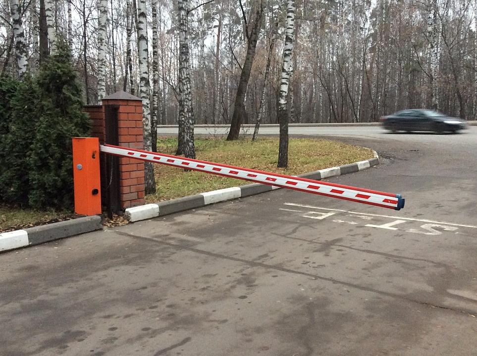 Шлагбаум AN-MOTORS6000 (5 м)