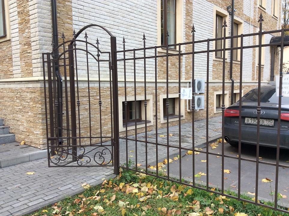 Забор сварной 6