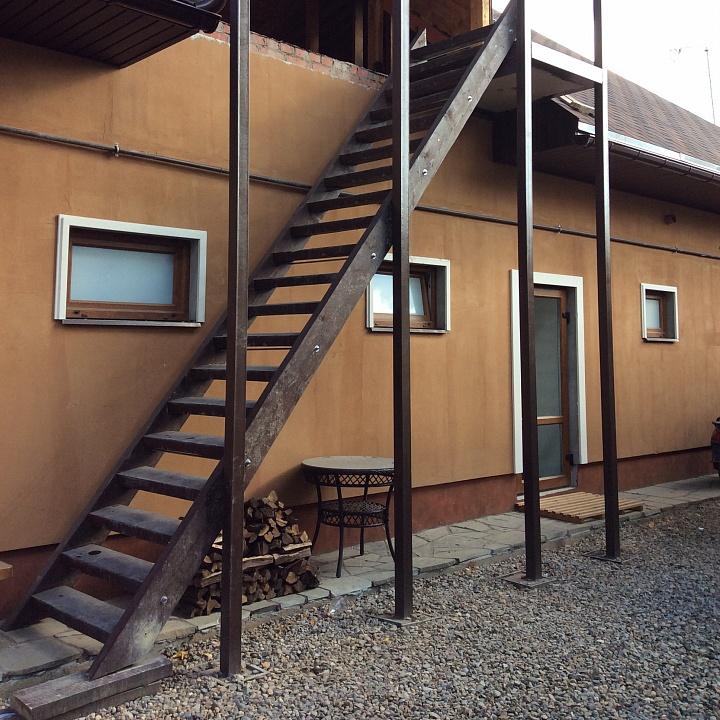 Готовая маршевая лестница - 7