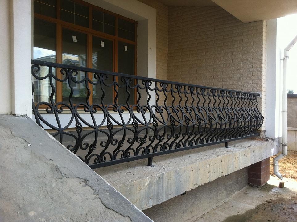 Ограждение для балкона 13
