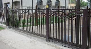 Забор сварной 5г. Подольск
